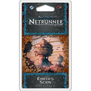 Android: Netrunner LCG Earth's Scion Data Pack