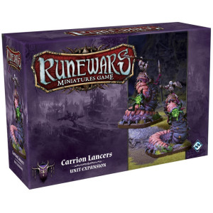 Runewars The Miniatures Game: Carrion Lancers Expansion Pack