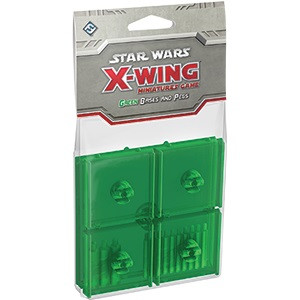 X-Wing: Green Bases and Pegs