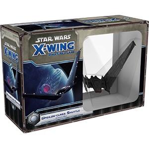 X-Wing: Upsilon-class Shuttle Expansion Pack