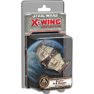 X-Wing: Scurrg H-6 Bomber Expansion Pack