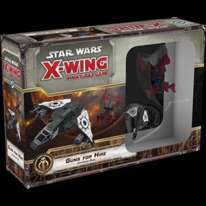 X-Wing: Guns for Hire Expansion Pack
