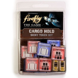 Firefly the Game: Shiny Cargo Hold Token Pack
