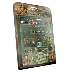 Heroes of Normandie: US 4th Armored Division Expansion