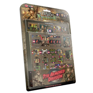 Heroes of Normandie: UK 7th Armored Division Expansion