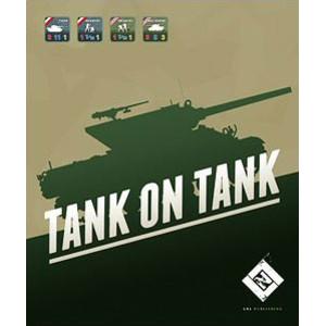 Tank on Tank Board Game