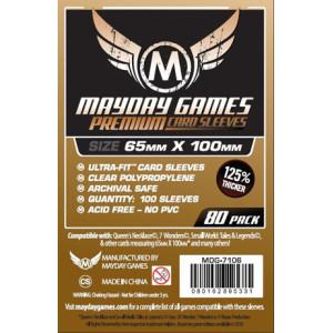 7 Wonders Premium Card Sleeves (80)