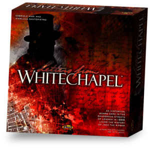 Letters from Whitechapel - Discontinued
