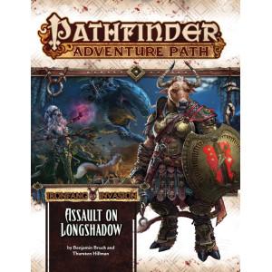 Pathfinder Adventure Path 117: Ironfang Invasion Chapter 3: Assault on Longshadow