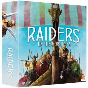 Raiders of the North Sea Second Edition