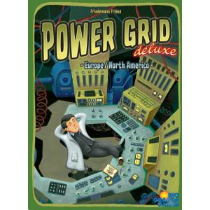Power Grid: Deluxe