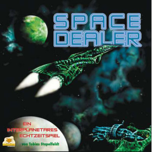 Space Dealer Board Game