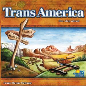 TransAmerica Board Game