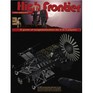 High Frontier (Revised Reprint)