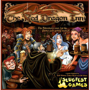 Red Dragon Inn Board Game