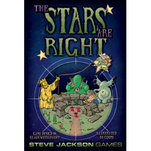 The Stars Are Right Card Game