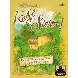 La Granja: The Dice Game - No Siesta!