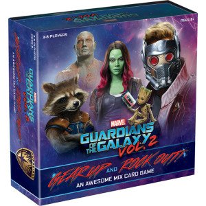 Guardians of the Galaxy Volume 2 - The Card Game
