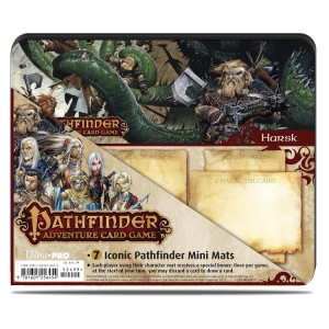Pathfinder Adventure Card Game: Mini Mat 7 Pack