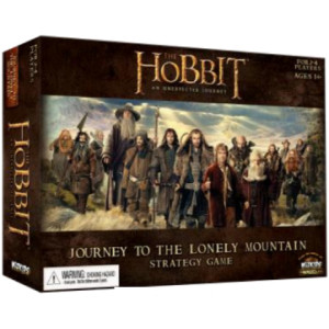 The Hobbit: An Unexpected Journey - Journey to the Lonely Mountain