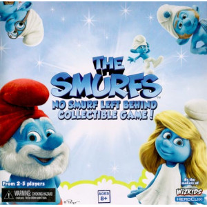 The Smurfs: No Smurf Left Behind Collectible Game