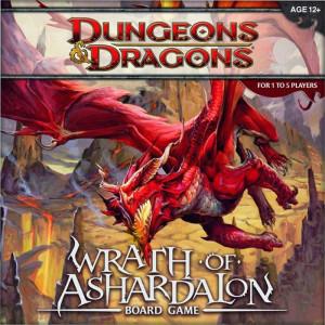 Dungeons & Dragons Wrath of Ashardalon Board Game