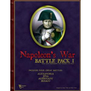 Napoleon's War: Battle Pack 1