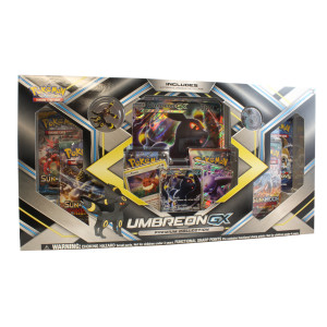 Pokemon - Umbreon-GX Premium Collection