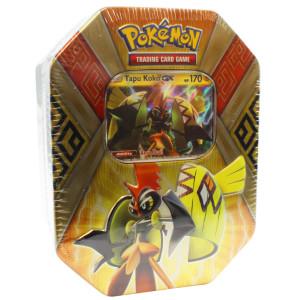 Pokemon - Island Guardians Tin - Tapu Koko-GX