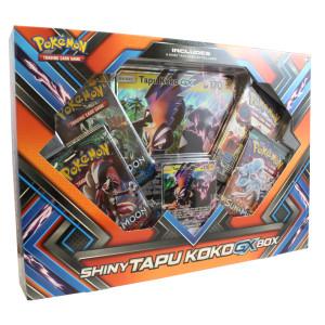 Pokemon - Shiny Tapu Koko-GX Box
