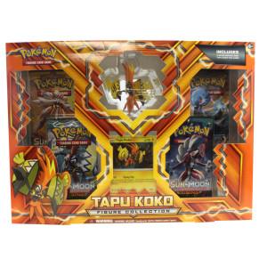 Pokemon - Tapu Koko Figure Collection