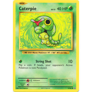 Caterpie - 3/108