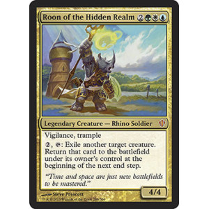Roon of the Hidden Realm
