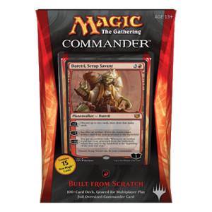 Commander (2014 Edition) - Built from Scratch Deck