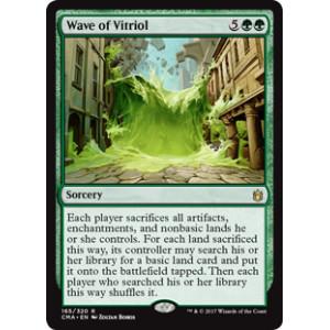 Wave of Vitriol
