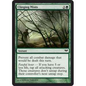 Clinging Mists