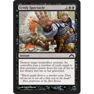 Grisly Spectacle