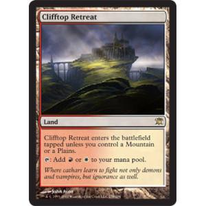 Clifftop Retreat