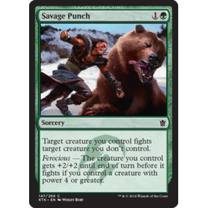 Savage Punch