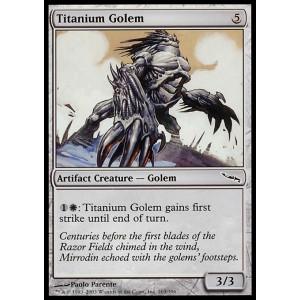 Titanium Golem