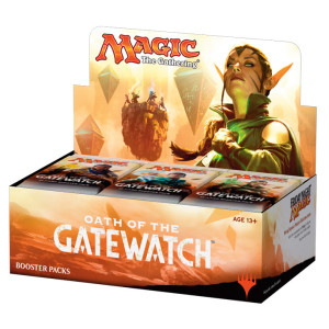Oath of the Gatewatch - Booster Box (1)