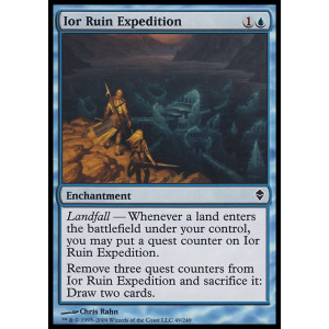 Ior Ruin Expedition