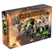 Legendary Marvel Deckbuilding Game: World War Hulk Expansion