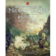Adventures in Middle-Earth: Rivendell Region Guide (D&D 5th Edition)