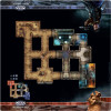 Star Wars Imperial Assault: Mos Eisley Back Alleys Skirmish Map
