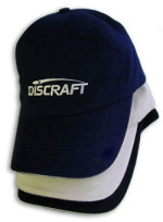 Baseball Cap (Cotton Baseball Cap, Discraft Logo (Front))