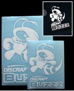 Buzzz Logo (Small Vinyl Logo, Buzzz Logo)