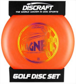 Beginner Disc Golf Set (Beginner Disc Golf Set, Standard)