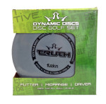 Dynamic Discs Disc Golf Set (Disc Golf Set, Standard)