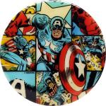 EMAC Truth (DyeMax Fuzion, Captain America - Comic Panel)
